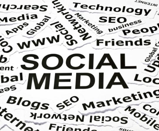 social media 540