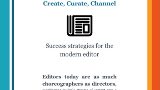 Success Strategies for Editors