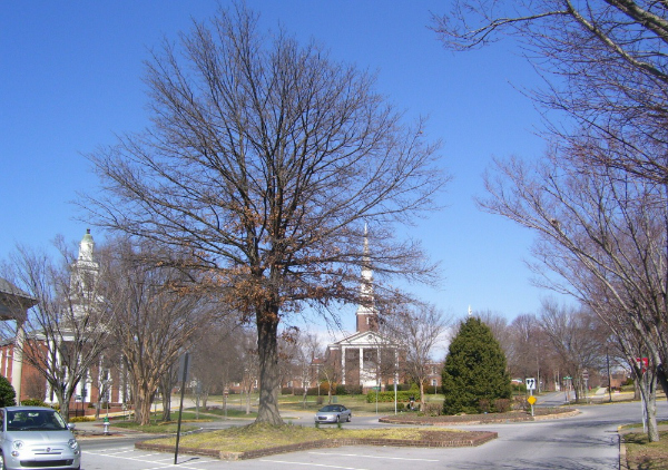 Kingsport Church Circle