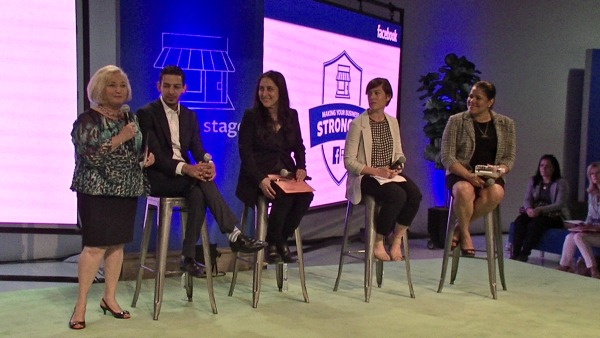 The #FacebookFit Panel